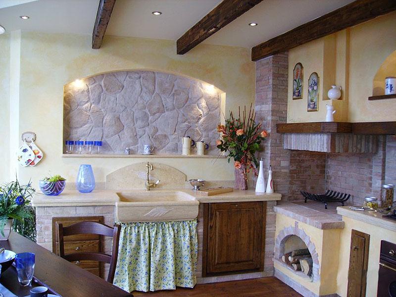 Cucine per verande la scelta giusta variata sul design - Siti design casa ...