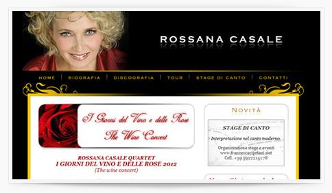 www.rossanacasale.it